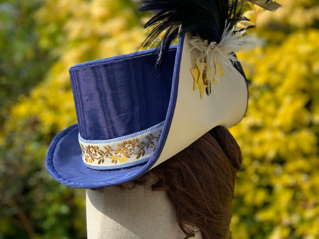 Regency Tall Sided Riding Hat (5)