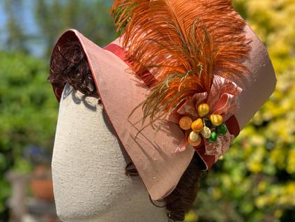 Regency Stovepipe Bonnet (19)
