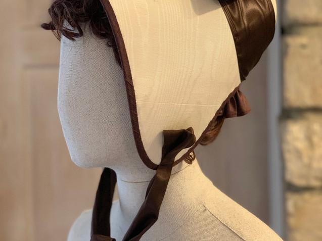 1840s Victorian Bonnet (5)