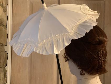 Antique Carriage Parasol (22)