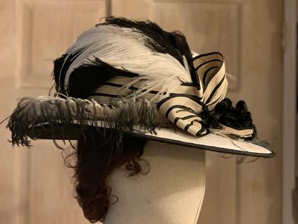 Edwardian Hat (1)