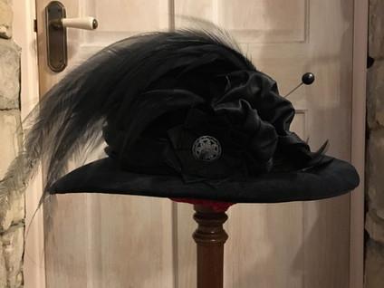 Edwardian Hat (14)