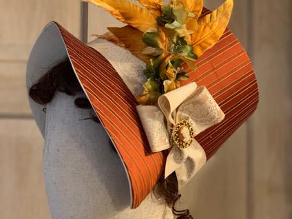 Regency Stovepipe Bonnet (27)