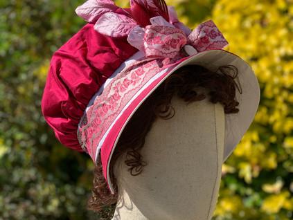 Regency Soft Back Bonnet (12)