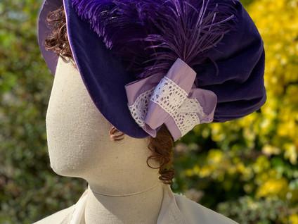 Regency Soft Back Bonnet (14)