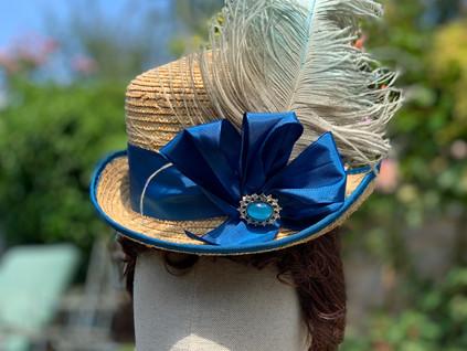 Straw Riding Hat (13)