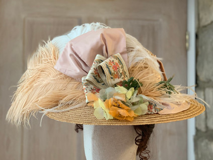 Edwardian Hat (7)