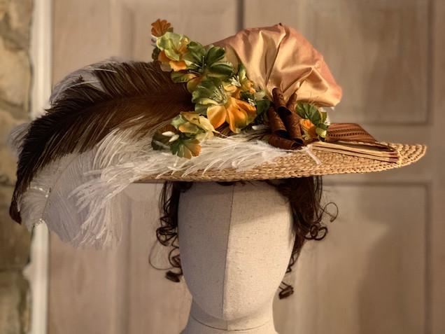 Edwardian Hat (6)