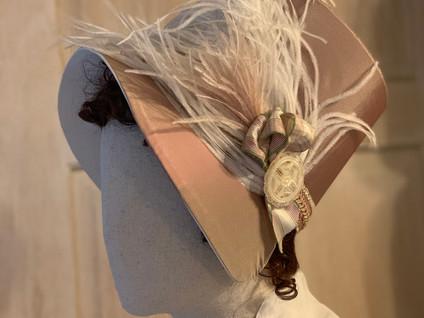 Regency Stovepipe Bonnet (23)