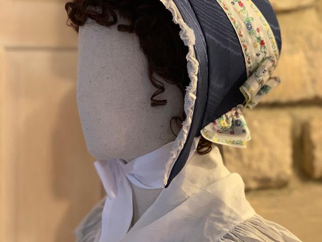 Early Victorian Bonnet (6)