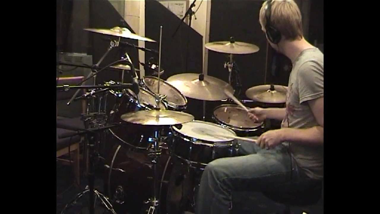 An old Demo recording from 2010 - A couple of Gordon Goodwin p...