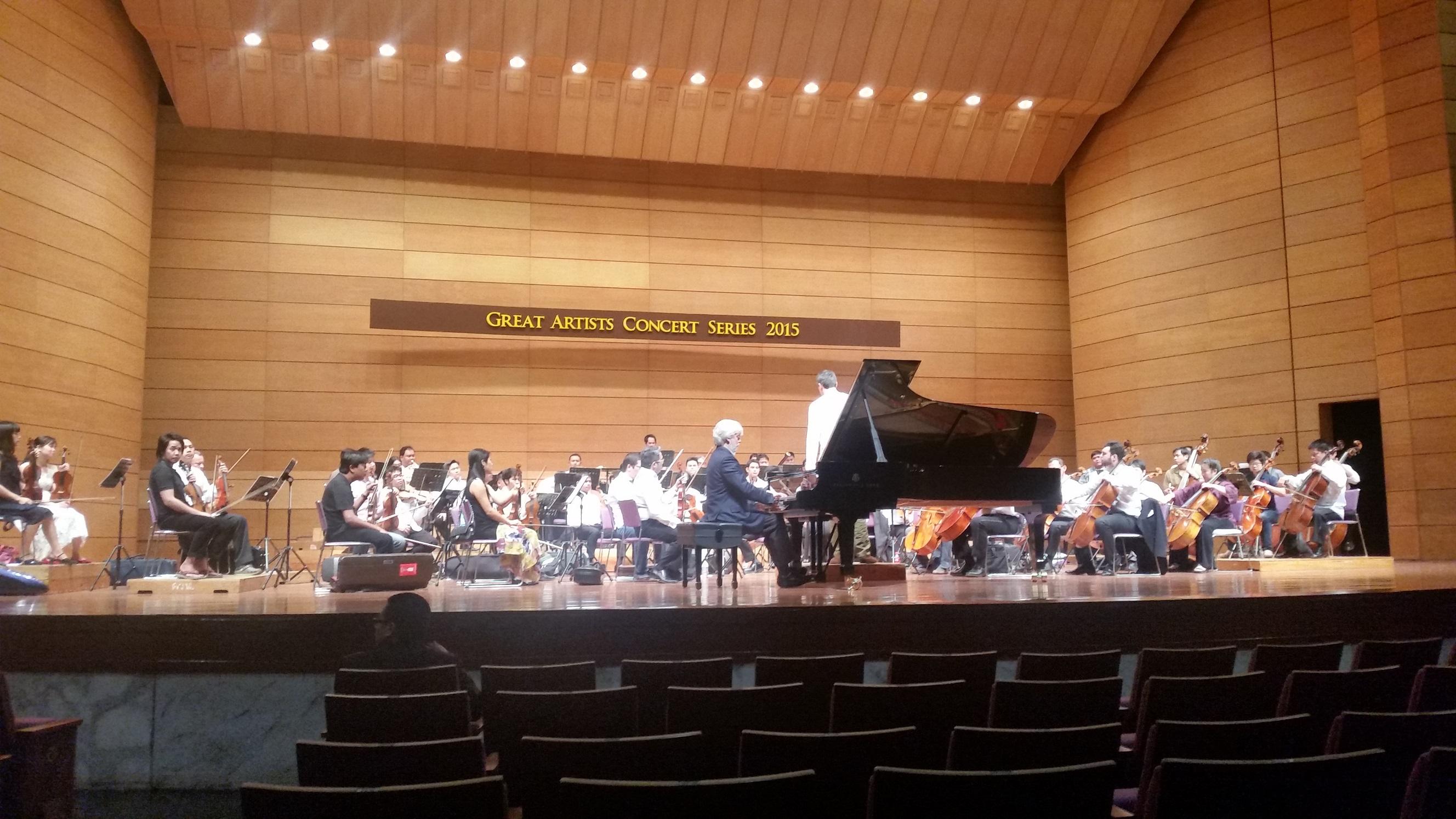 Zimerman plays Brahms
