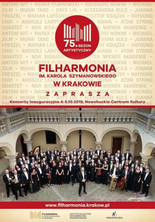 Cracow Philharmonic Orchestra celebrates 75th anniversary concert season