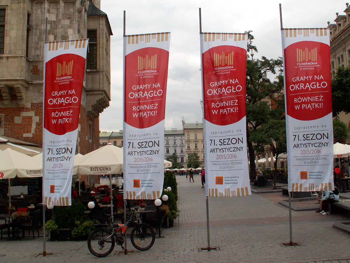 Krakow announces 2015/16 season