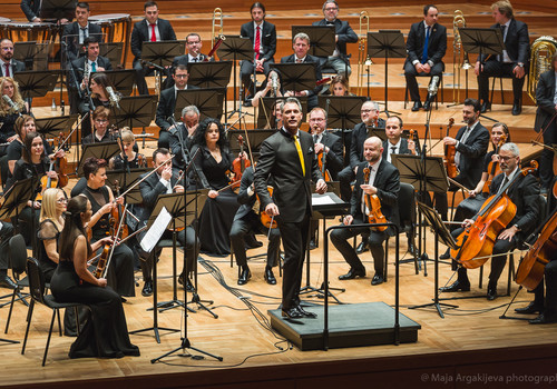 This week! Charles conducts the Cyprus Symphony Orchestra