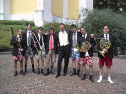 German Youth Orchestra sans pants
