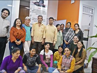 Besuch bei STOP in Indien