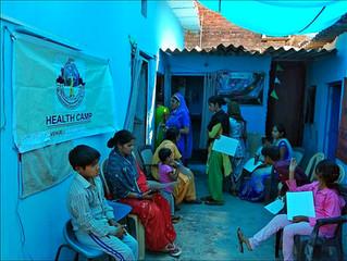 Präventionsarbeit in Indien