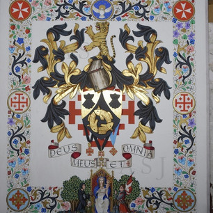 The Grand Armorial of William Bobowicz Jr