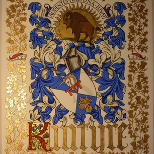 The Armorial Bearings of Johnson of Kintyre