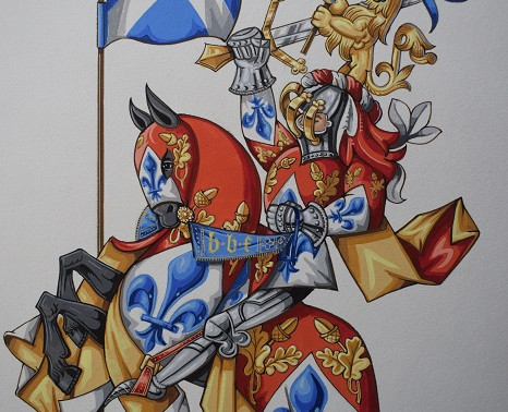 Armorial Knights