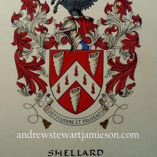 The Armorial Bearings of Shellard