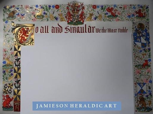 Scottish Baronial Assignations