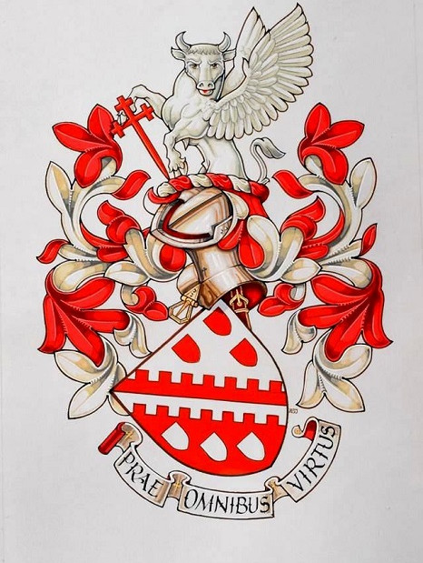 The Armorial Bearings of Howard