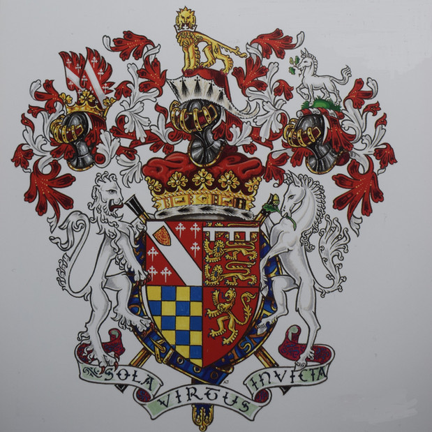 The Arms of the Duke of Norfolk