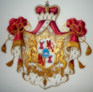 Heraldry US Thurn und Taxis good faded.j
