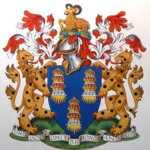 The Armorial Bearings of the Worshipful Company of Drapers