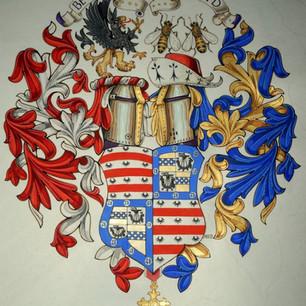 The Armorial Bearings of Steuart-Fothringham of Grantully