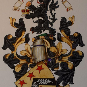 The Armorial Bearings of Bell