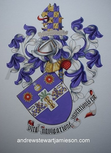 The Armorial Bearings of Ramirez