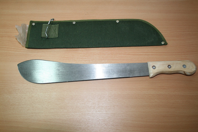 Bushcraft Machete