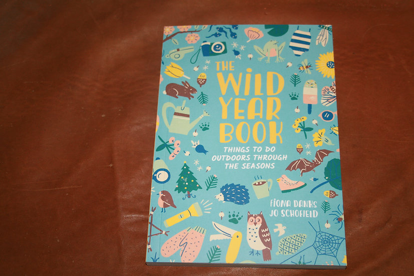 The Wild Year Book