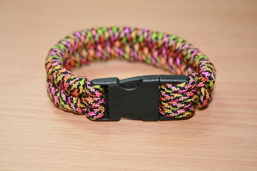 Paracord Fishtail Bracelet
