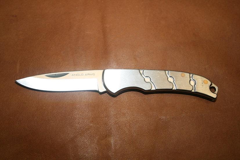 Non Locking Stainless Folding Knife