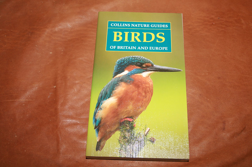 Collins Nature Guides Birds
