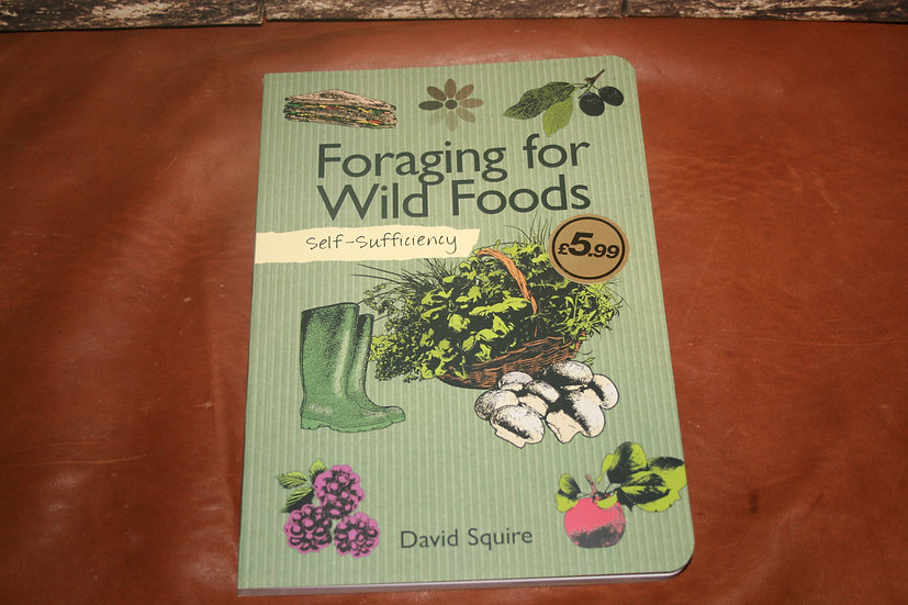 Foraging For Food Self-Sufficiency