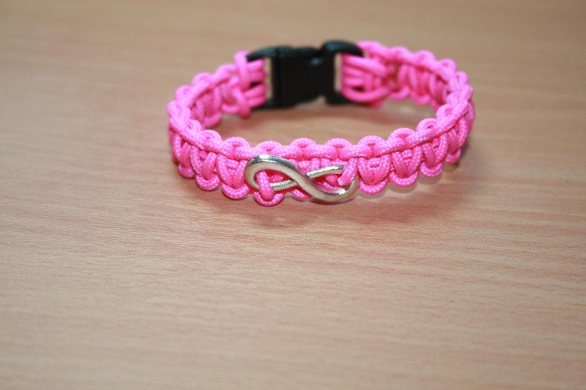 Cub Cord Bracelet with Charm