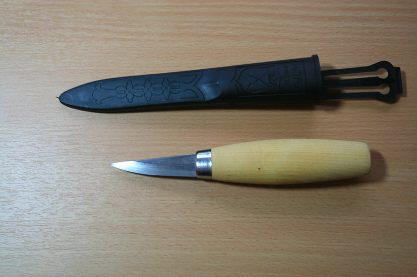Mora 120 Woodcarving Knife