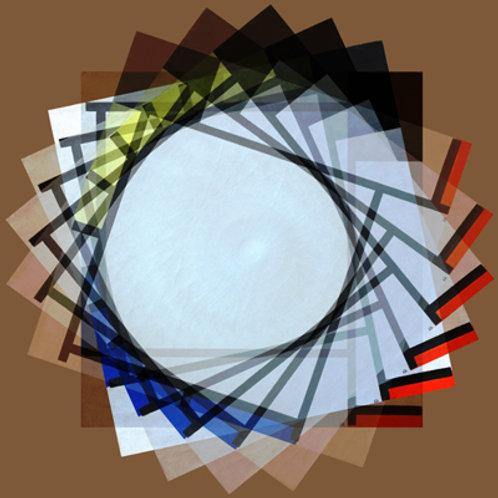 Rotated Dutch Master (Mondriaan 2)