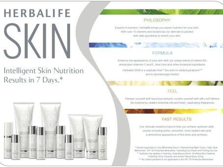 IMPROVE YOUR SKIN IN 7 DAYS!
