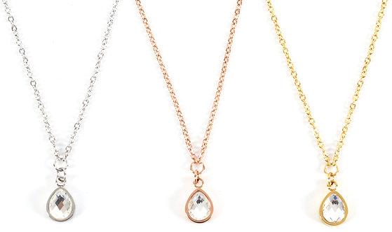 Pompei Diamond Necklace