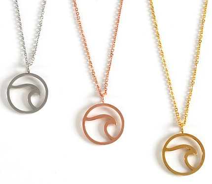 NextGen Wave Necklace