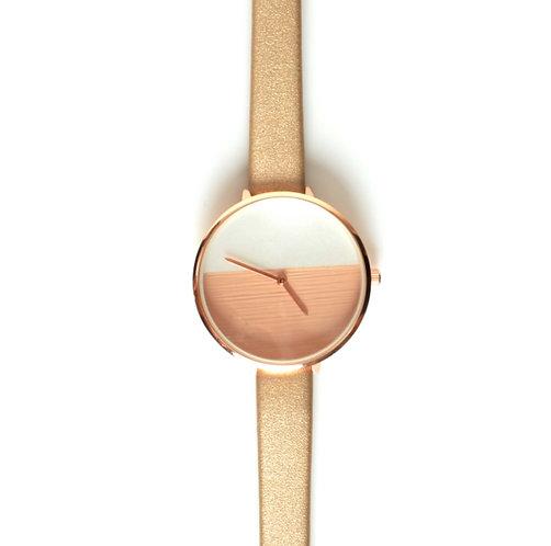 NextGen Watch Gold and White