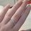 Thumbnail: Moscow Zirkonia Ring