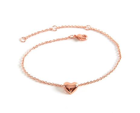 Venice Tiny Heart Bracelet