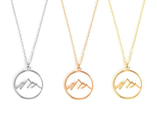 Kitzbühel Mountain Necklace